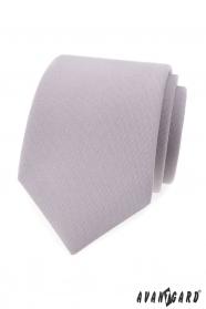 Világosszürke férfi nyakkendő