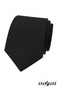 Matt fekete nyakkendő