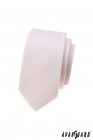 Keskeny rózsaszín Avantgard nyakkendő