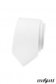 Fehér keskeny nyakkendő