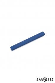 Kék nyakkendőcsipesz
