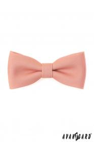 Lazac rózsaszín csokornyakkendő díszzsebkendővel