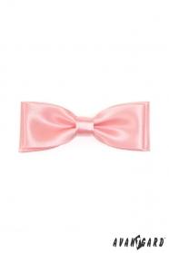 Fénylő rózsaszín, kettős csokornyakkendő