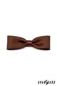 Klasszikus csokornyakkendő barna