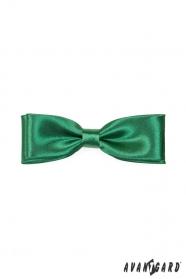 Avantgard zöld csokornyakkendő