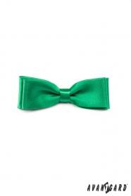 Smaragdzöld, klasszikus csokornyakkendő