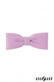 Csokornyakkendő lila színű