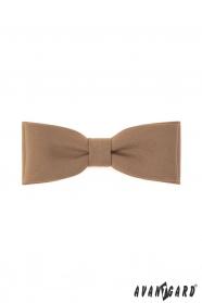 Barna csokornyakkendő Classic 10 cm