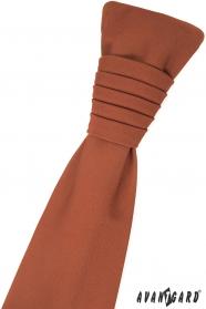 Fahéj barna francia nyakkendő