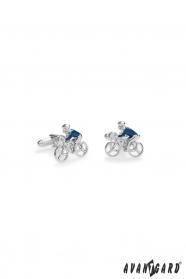 Mandzsettagomb kerékpárosok