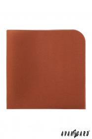 Fahéj barna díszzsebkendő