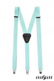 Y alakú menta nadrágtartó csipeszes fogatással