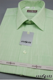 Kiwi Green férfi ing rövid ujjú