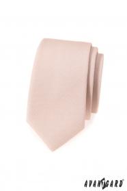 Elefántcsont férfi slim nyakkendő