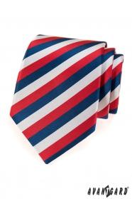 Férfi Trikolór nyakkendő