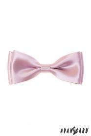 Por rózsaszín férfi csokornyakkendő