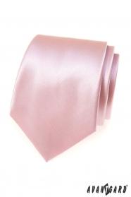 Por rózsaszín férfi nyakkendő
