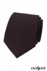 Barna nyakkendő LUX