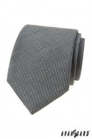 Szürke nyakkendő LUX