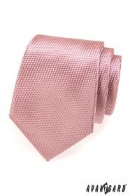 Púderrózsaszín nyakkendő